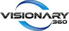 Visionary 360 Logo